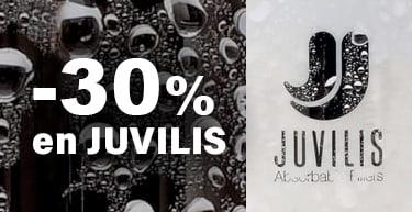 -30% de descuento en Productos Juvilis